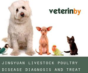 Jingyuan Livestock Poultry Disease Diagnosis And Treat Center (Shanhetun)