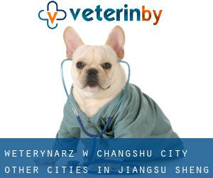 Weterynarz w Changshu City (Other Cities in Jiangsu Sheng, Jiangsu Sheng)